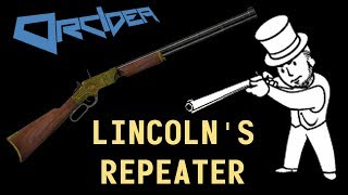 Fallout 3 Unique Weapons - Lincoln's Repeater
