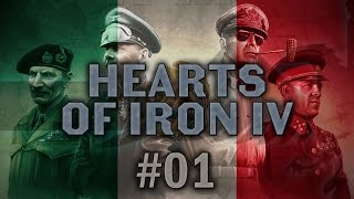 Hearts of Iron IV #01 Make Mexico Great Again - Let's Play