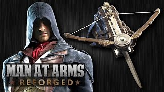 Arno Dorian's Phantom Blade (Assassin's Creed Unity) - MAN AT ARMS: REFORGED