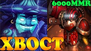 Dota 2 - XBOCT 6000 MMR Plays Storm Spirit And Clockwerk - Ranked Match Gameplay!