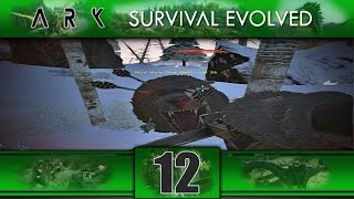 ARK: Survival Evolved - ВЪЛК и НОВИ БИОМИ - S2E12 (Bulgarian Gameplay)