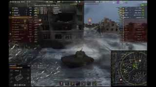 реплеи World of Tanks wot танки Мастер класс  на Т25\2