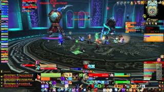 World Of Warcraft - 25 Man Raid - Will of the Emperor - SV Hunter