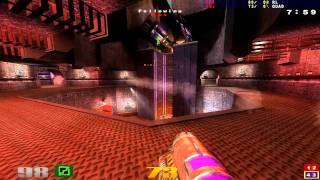 [Q3] EuroCup XI - Quake 3 TDM 2on2 - iCE cLIMBERS vs Biber - pro-q3dm6 ( ic-TOXIC / tox )
