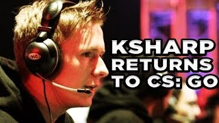 "The Return of Kyle ""Ksharp"" Miller - Counter-Strike Legend of Team 3D Fame - Epic AWP Circa 1999"