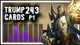 Hearthstone: Trump Cards - 243 - Coliseum Manager 2015 - Part 1 (Priest Arena)