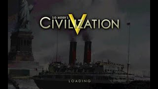 Civilization V: Campaign Edition - Gameplay(Mac OS X)