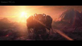 StarCraft II - Heart of the Swarm Preview Trailer (На Русском)