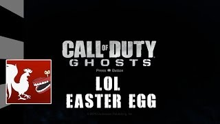 Call of Duty: Ghosts - LOL Easter Egg