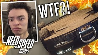 TROLLING... AS A COP! | Need for Speed Rivals