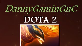 Dota 2 Phoenix Gameplay Guide