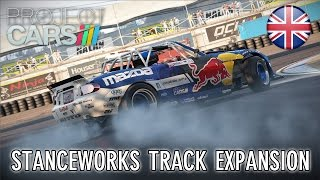 Project CARS - PS4/XB1/PC - Stanceworks Track Expansion (DLC #8)