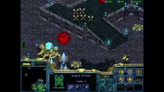 starcraft brood war protoss campaign 8 the countdown final