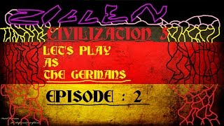 Civilization V (5) : Germany : Episode 2 : Trade and Luxuries [1080p] HD