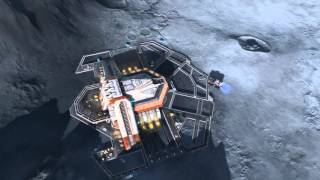 ANNO 2205 Gameplay Part 8 - First Moon Base - Max Settings Geforce 970
