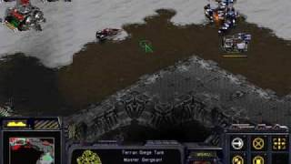 Starcraft Brood War speed run: Terran missions
