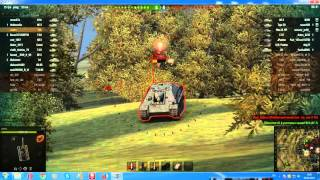 Реплэй World of Tanks!Часть 16!