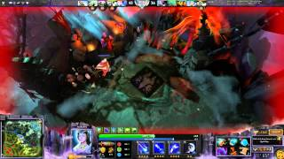DotA 2 #4 - This is what 2100 hours of experience does for you