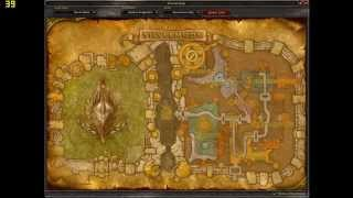 World of Warcraft: How to get to Orgrimmar from Silvermoon city (blood elf)