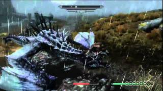 The Elder Scrolls V: Skyrim - Live stage demo from E3 2011 with Todd Howard