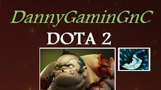 Dota 2 Pudge Ranked Gameplay with Live Commentary