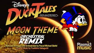 DuckTales Remastered - Moon Theme Orchestral Fan Remix by Plasma3Music EXTENDED