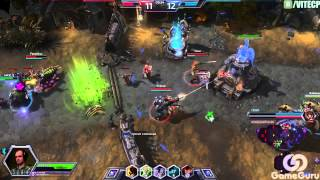 "Heroes of The Storm [nostream] - Иллидан Illidan 18.09.14 (1) ""Недоначало""  #aab"