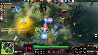 5inQ vs MVP.Phoenix, Korea Dota 2 League s.1, day 7, game 2