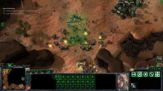 Starcraft 2: Hand of Humanity - Mission 01