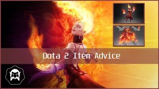 Dota 2  Lina Most Expensive Mix Set for 197 $ (w/Fire Lotus Belt - Arcana)