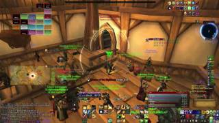 World of warcraft - Raiding Stormwind Auction House.