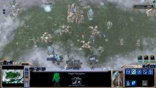 Starcraft 2: Subjection - Mission 1