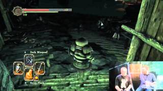 Dark Souls II   Scholar of the First Sin Livestream Recap