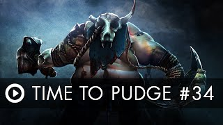 Time to pudge #34 - В новом патче [Dota 2]
