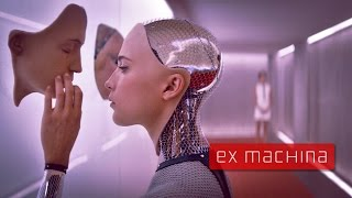 Making Ex Machina - Creating Ava