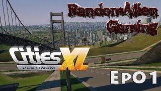 Cities XL Platinum - Episode 1, Big Roads HD
