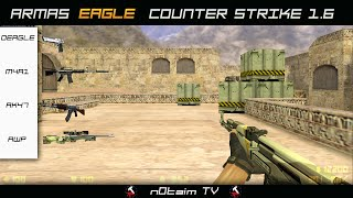 Counter Strike 1.6 - Models EAGLE - 2015