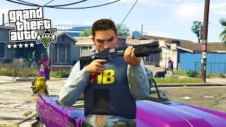 GTA 5 PC Mods - PLAY AS A COP MOD #11! GTA 5 Police Patrol LSPDFR Mod Gameplay! (GTA 5 Mod Gameplay)