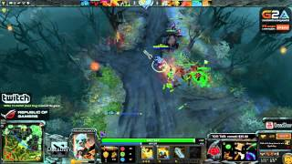 HR Dread STREAM Dota 2 + ВИТЮША + Goddam + Other guys 24.08.15