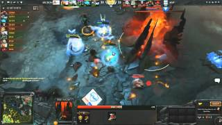 Dota 2 TI 5 Wildcard - MVP Phoenix x Team Archon (BASE RACE)