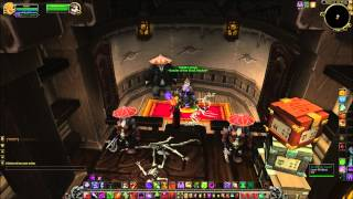 World of Warcraft Mists of Pandaria Black Market Auction House