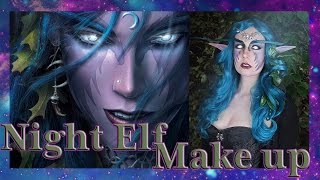 Night Elf World of Warcraft I Semmy