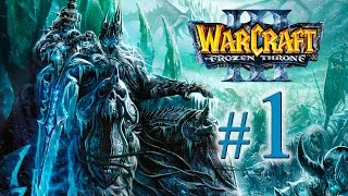 Warcraft III: The Frozen Throne -Ep 1- Dominar una tierra 1/5
