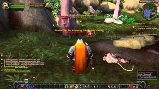 World of Warcraft: Mists of Pandaria (Pandaren Monk) Walkthrough w/ Ardy - Part 5