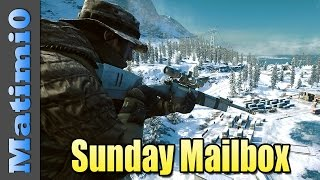 BF4: Remove Counter Knife - Sunday Mailbox - Battlefield 4