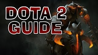 Dota 2 Guide Chaos Knight - ГАЙД НА ХАОС КНАЙТА (Nessaj) часть 1