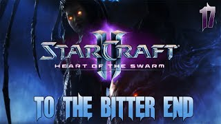 Starcraft 2 Heart Of The Swarm #17 To Save Jim Raynor