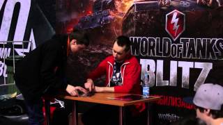 Турнир по World Of Tanks. Минск. 19.04.2015. Минск-Арена
