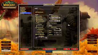 World of Warcraft: Starter Edition - The WoW Beginners Guide Episode 1: Basic Settings