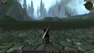 Escape From Gilneas:  WoW Worgen starting glitch